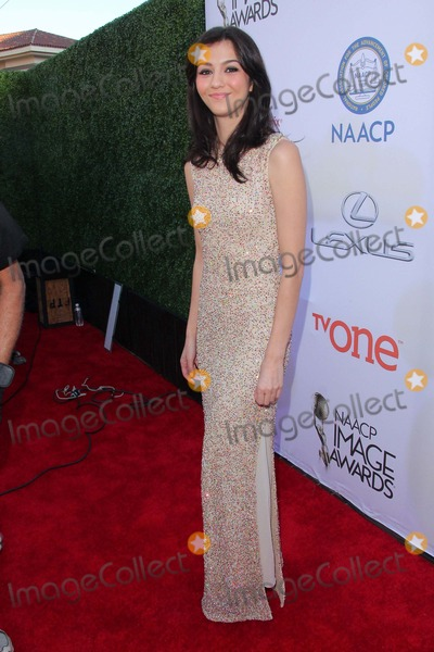 Katie Findlay Photo - Katie Findlay attends the 46th Naacp Image Awards Held at the Pasadena Civic Auditorium on February 6th 2015 in Los Angelescalifornia UsaphototleopoldGlobephotos