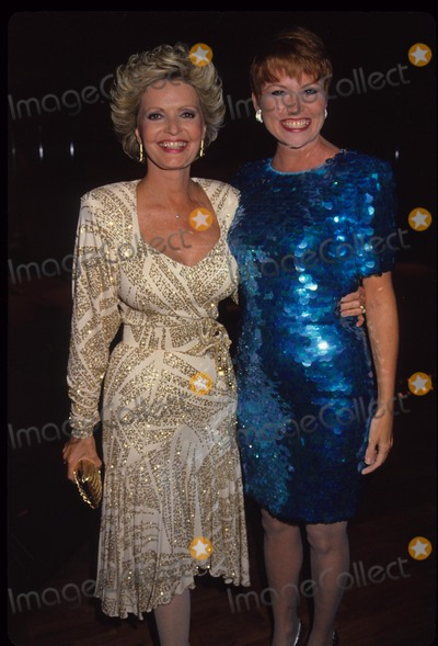 Lauren Tewes Photo - Lauren Tewes Florence Henderson Love Boat Reunion 1991 A7936 Photo by Adam Scull-Globe Photos Inc