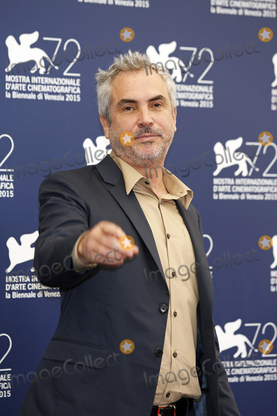 Alfonso Cuaron Photo - Alfonso Cuaron Jury Photo Call 72nd Venice Film Festival Venice Italy September 2 2015 Roger Harvey