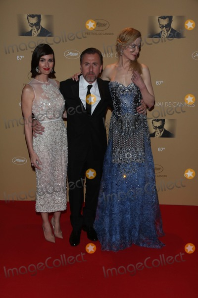 Tim Roth Photo - Actors Paz Vega (l-r) Tim Roth and Nicole Kidman Attend the Opening Ceremony Dinner of the 67th Cannes International Film Festival at Palais Des Festivals in Cannes France on 14 May 2014 Photo Alec Michael