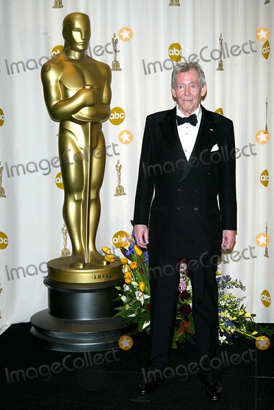 Peter O Toole Photo - Sd0323 75th Annual Academy Awards  Oscars Press Room Renaissance Hotel Hollywood CA Photo by Globe Photos Inc 2003 Peter Otoole