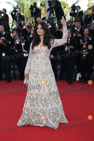 Aishwarya Ray Photo - Actress Aishwarya Rai attends the Premiere of Blood Ties During the the 66th Cannes International Film Festival at Palais Des Festivals in Cannes France on 20 May 2013 Photo Alec Michael Photo by Alec Michael - Globe Photos Inc