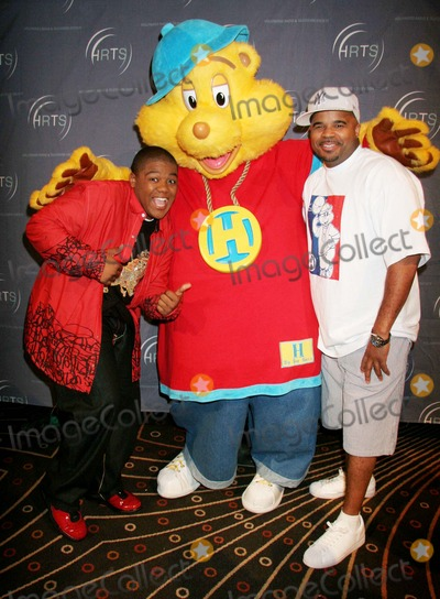 Claude Brooks Photo - Hollywood Radio  Television Society Presents Kids Day 2007 Hosted by Kyle Massey Hollywood and Highland-grand Ballroom Hollywood CA 08-15-07 Kyle Massey Hip Hop Harry and Claude Brooks Photo Clinton H Wallace-photomundo-Globe Photos Inc