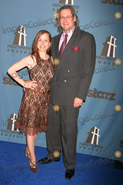 Arthur Andelson Photo - Starz Entertainment Hosts After Party For 12th Annual Hollywood Film Festival Awards Show Beverly Hilton Hotel Beverly Hills California 10-27-2008 Vicki Roberts and Arthur Andelson Photo Clinton H Wallace-photomundo-Globe Photos Inc