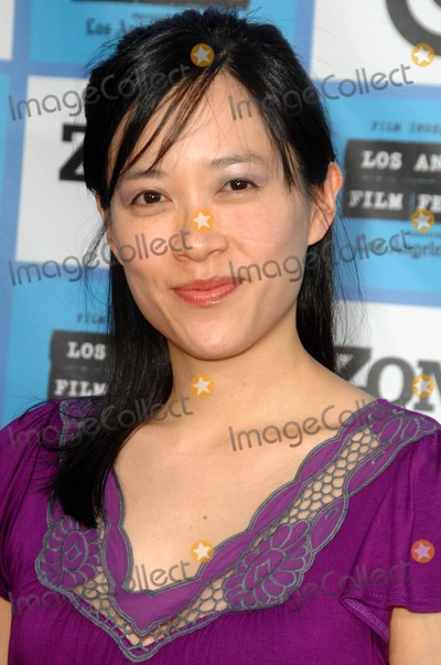 April Hong Photo - April Hong attends the Los Angeles Film Festival Premiere of Paperman Held at the Mann Village Theater in Westwood California on June 18 2009 Photo by David Longendyke-Globe Photos Inc 2009