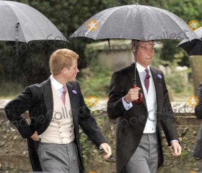 SARAH BUYS Photo - Tom Parker Bowles  Sarah Buys Wedding-stnicholas Church Rotherfield Greys Nrhenley-on-thames Oxfordshire England Uk Mark Chilton-globelinkukcom-Globe Photos Inc 001586 09-10-2005 Prince William  Prince Harry
