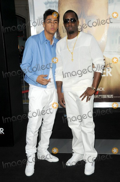 Sean Diddy Combs Photo - Sean Diddy Combs Son attending the Los Angeles Premiere of the Hangover Part Ii Held at the graumans Chinese Theatre in Hollywood California on 5192011photo by D Long- Globe Photos Inc  2011
