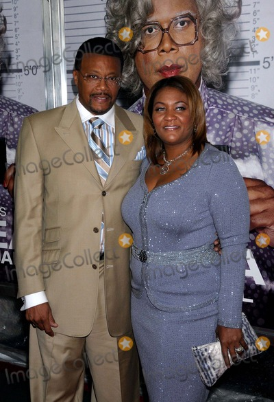 Judge Mathis Photo - NY Screening Madea Goes to Jail Amc Loews Lincoln Center NYC 02-18-2009 Judge Greg Mathis Photo by Ken Babolcsay-ipol-Globe Photos 2009