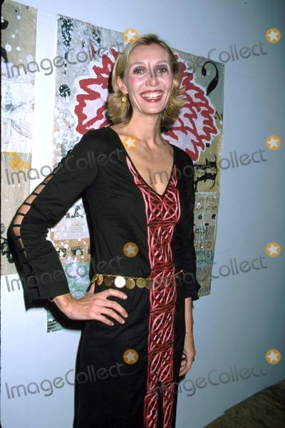 Allegra Hicks Photo - Allegra Hicks Springsummer 2003 Fashion Show NYC 092002 Photo by Rose HartmanGlobe Photos Inc 2002 Allegra Hicks
