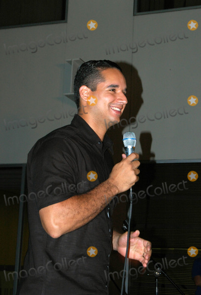 Menudo Photo - Former Menudo Singer and Born-again Christian Ralphy Rodriguez in Concert Celebrating Jesus Christ at the Group New Life Church Austin Texas 08-18-2007 Photo by Jeff Newman-Globe Photos Inc