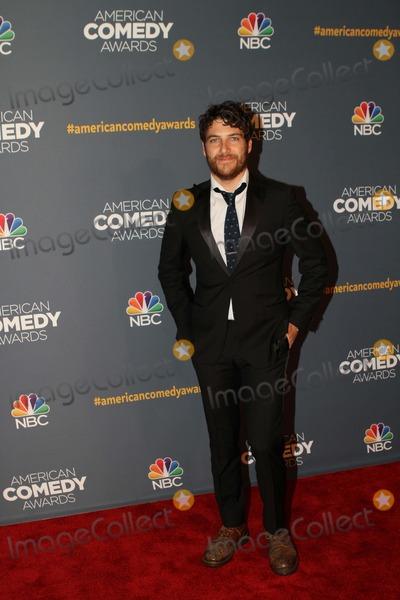 Adam Pally Photo - American Comedy Awards Held at the Hammerstein Ballroom in Manhattan Bruce Cotler 2014 Red Carpet Arrivals Adam Pally