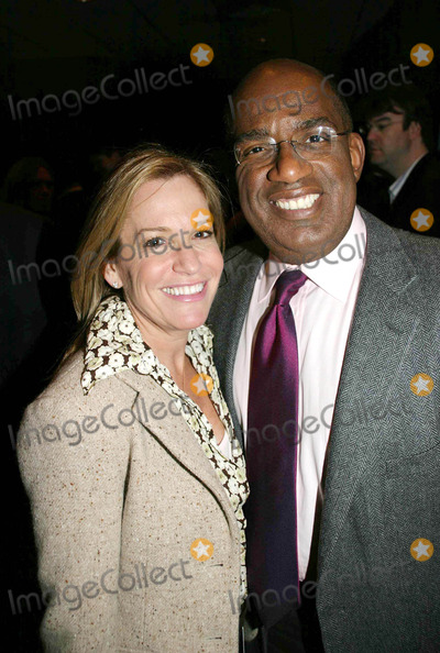 Amy Rosenblum Photo - Book Party For Italian Comfort Food Intensive Eating From Fresco by the Scotto Family Fresco New York City 11-07-2005 Photo by Barry Talesnick-ipol-Globe Photos 2005 AL Roker and Producer Amy Rosenblum