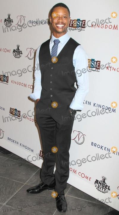Arjay Smith Photo - Broken Kingdom World Premiere Harmony Gold Theater Los Angeles CA 10022012 Arjay Smith Photo Clinton H Wallace-ipol-Globe Photos Inc