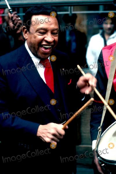 Lionel Hampton Photo - Lionel Hampton Photo Bymatt SolomanGlobe Photos Inc