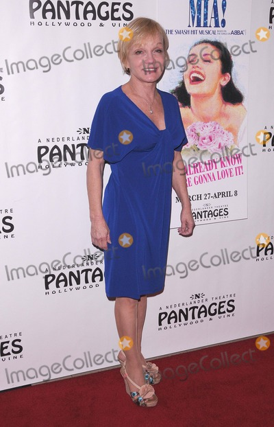 Cathy Rigby Photo - Opening Night of Mamma Mia at the Pantages Theatre in Hollywood CA 32712 Photo by Scott Kirkland-Globe Photos copyright 2012 Cathy Rigby