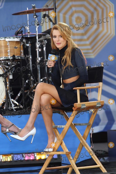 Bella Thorne Photo - Lady Antebellum Kicks Off the Good Morning America Concert Series in New Yorks Central Park Bella Thorne Photo by Bruce Cotler-Globe Photosinc