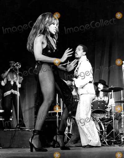Ike Turner Photo - Tina and Ike Turner Supplied by Globe Photos Inc