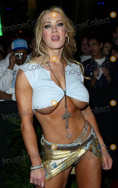 Joanie Laurer Photo - Joanie Laurer (Chynna)  2002 Fox Billboard Bash at Studio 54 in the Mgm Grand Hotel in Las Vegas Nevada Photo by Fitzroy Barrett  Globe Photos Inc 12082002  K27911fb (D)