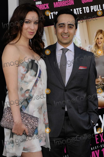 Amir Talai Photo - Nina Manni and Amir Talai During the Premiere of the New Movie From Lionsgate What to Expect When Youre Expecting Held at Graumans Chinese Theatre on May 14 2012 in Los Angeles Photo Michael Germana - Globe Photos Inc