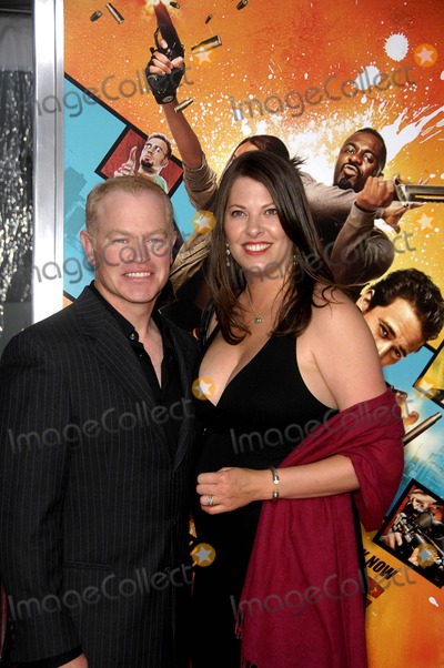Neal McDonough Photo - Neal Mcdonough and Ruve Robertson During the Premiere of the New Movie From Warner Bros Pictures the Losers Held at Graumans Chinese Theatre on April 20 2010 in Los Angeles Photo Michael Germana- Globe Photos Inc