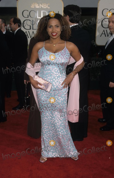 Lisa Nicole Carson Photo - Lisa Nicole Carson 2001 the 58th Golden Globes Awards at Beverly Hilton Hotel in Los Angeles K20895fb Photo by Fitzroy Barrett-Globe Photos Inc