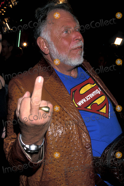 Al Goldstein Photo - Man on the Moon Premiere at the Chinese Theatre Hollywood CA 12201999 Photo Lisa Rose Globe Photos Inc 1999 AL Goldstein