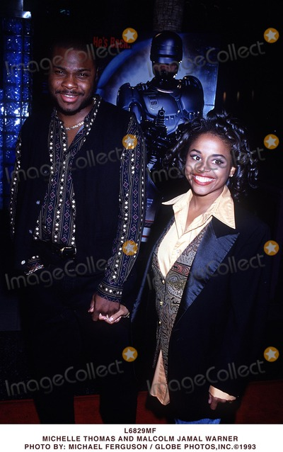 Photos and Pictures - Michelle Thomas and Malcolm Jamal ...