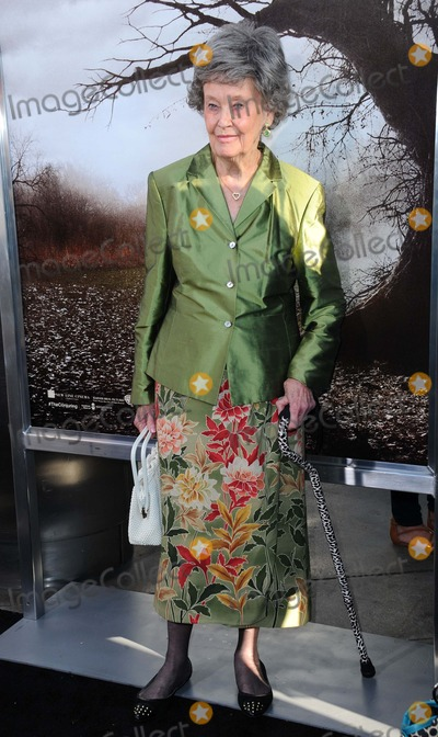 Lorraine Warren Photo - Lorraine Warren attending the Los Angeles Premiere of the Conjuring Held at the Arclight Cinerama Dome in Hollywood California on July 15 2013 Photo by D Long- Globe Photos Inc