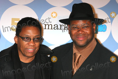 Jimmy Jam Photo - People  the Recording Academy Announce the 50th Annual Grammy Awards Kick-off Party Hosted by Fergie Avalon Hollywood California 12-06-2007 Herbie Hancock and Jimmy Jam Photo Clinton H Wallace-photomundo-Globe Photos Inc