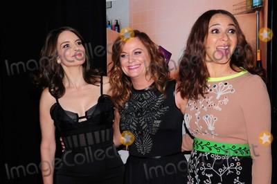 AMY POHLER Photo - Sisters World Premiere Ziegfeld Theater NY 12-08-15 Photo by - Ken Babolcsay IpolGlobe Photo Tina Fey Amy Pohler Maya Rudolph
