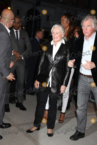 Glenn Close Photo - Disconnect Screening Sva Theater NYC April 8 2013 Photos by Sonia Moskowitz Globe Photos Inc 2013 Glenn Close