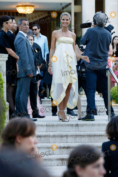 Heidi Klum Photo - Heidi Klum Amfars 20th Cinema Against Aids Gala 66th Cannes Film Festival Antibes France May 23 2013 Roger Harvey Photo by Roger Harvey - Globe Photos Inc