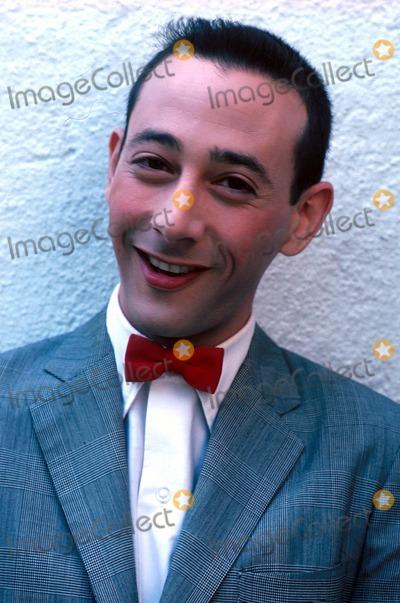 Pee-wee Herman Photo - Paul Reubens As Pee Wee Herman Photo by Bruce BirmelinGlobe Photos Inc