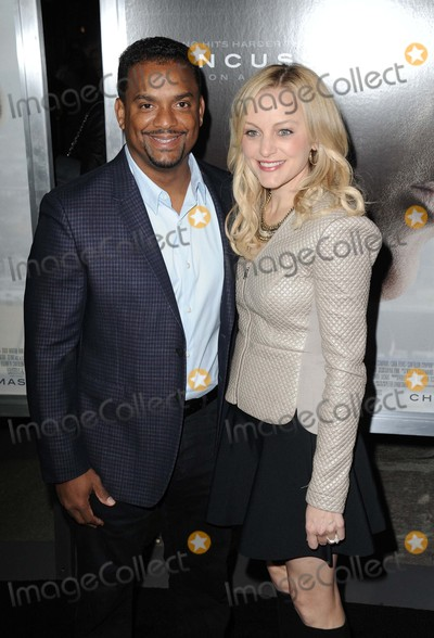 Alfonso Ribeiro Photo - Alfonso Ribeiro attending the Los Angeles Premiere of Concussion Held at the Regency Village Theater in Westwood California on November 23 2015 Photo by David Longendyke-Globe Photos Inc