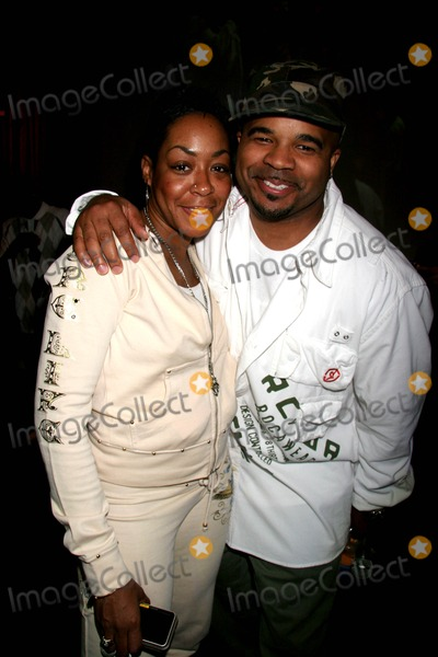 Claude Brooks Photo - Hip Hop Harrys Kids Club Cinespace Hollywood CA 12-02-2006 Tichina Arnold and Claude Brooks - Producer Photo Clinton H Wallace-photomundo-Globe Photos Inc