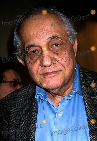 Antonio Monda Photo - Antonio Monda Book Party LA Magnifica Illusione  New York City 03272003 Photo Rose Hartman Globe Photos Inc 2003 Andrew Sarris