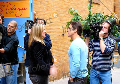 Amy OHara Photo - Tony Danza and Guest Amy Ohara Outside Abc Studios Filming Episode of  the Tony Danza Show  New York City 11-01-2005 Photo by Neil Schneider-Globe Photosinc