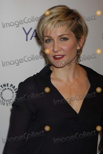 Amy Carlson Photo - Amy Carlson For Blue Blood Paleyfest Panel at Paley Center For Media 10-18-2014 John BarrettGlobe Photos