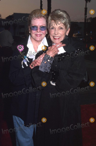 Jeanne Martin Photo - Share Boomtown Party at the Santa Monica Civic Center CA 05172003 Photo Phil Roach Ipol Globe Photos Inc 2003 Janet Leigh and Jeanne Martin