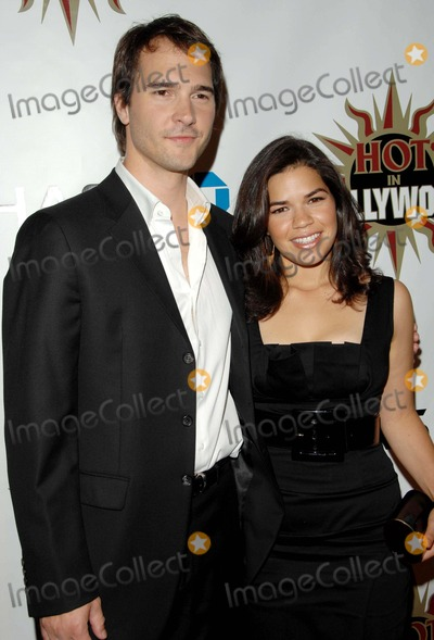 Michael Medico Photo - the 2007 Hot in Hollywood Second Annual Event Held at Henry Fonda Music Box Theaterhollywood CA 8-18-07 Photodavid Longendyke-Globe Photos Inc2007 Image Michael Medicoamerica Ferrera