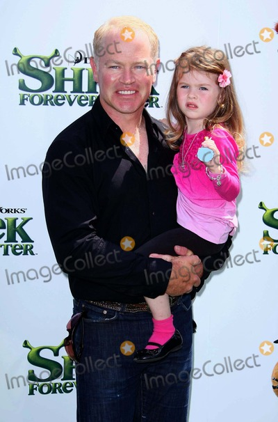 Neal McDonough Photo - Neal Mcdonough Daughter Actor the Los Angeles Premiere of Shrek Forever After Held at Universal Studios in Universal City CA 05-16-2010 Photo by Graham Whitby Boot-allstar-Globe Photos Inc 2010