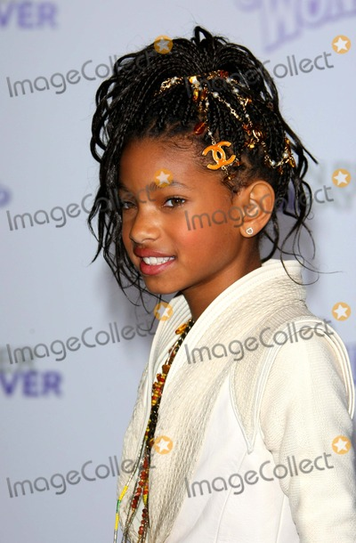 Willow Smith Photo - Willow Smith Singer Justin Bieber Never Say Never Los Angeles Premiere - Nokia Theatre LA Live Los Angeles CA 02-08-2011 photo by Graham Whitby Boot-allstar - Globe Photos Inc 2011