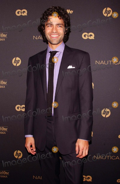 Adrien Grenier Photo - Adrien Grenier Arrives For the Gentlemens Ball at the Edison Ballroom in New York on October 28 2009 Photo by Sharon NeetlesGlobe Photos Inc