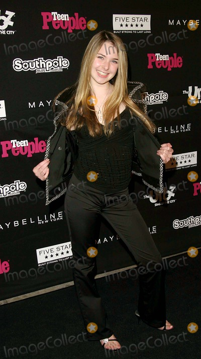 Kirsten Prout Photo - Teen People Ama After Party at the Key Club in West Hollywood California 111404 Photo by Ed GelleregiGlobe Photos Inc 2004 Kirsten Prout