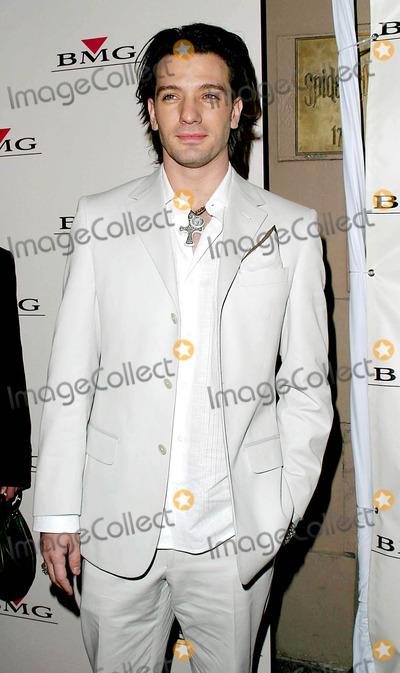 JC Chasez Photo - Jc Chasez - Bmg Post Grammy Party - the Avalon Hollywood CA - 02082004 - Photo by Nina PrommerGlobe Photos Inc2004