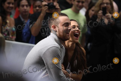 Ariana Grande Photo - Ariana Grandemac Miller Performs Her Hit Song the Way on NBC todayshow 9-3-2013 Photo by John BarrettGlobe Photos