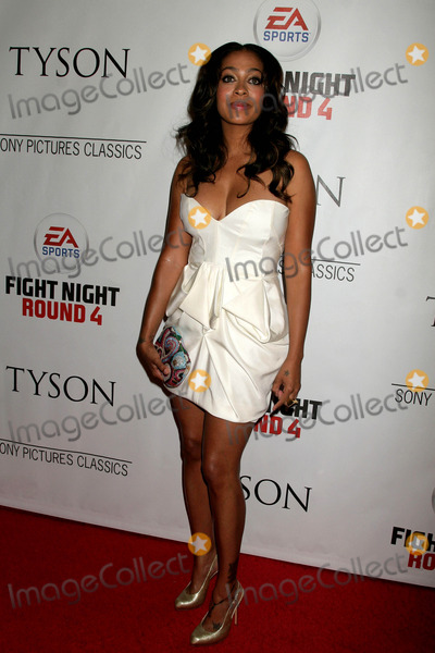 Alani LaLa Vazquez Photo - Tyson Los Angeles Premiere Silver Screen Theatre at the Pacific Design Centre West Hollywood CA 041609 Alani Lala Vasquez Photo Clinton H Wallace-photomundo-Globe Photos Inc