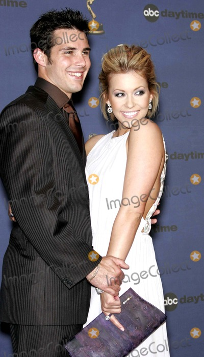 Farah Fath Photo - Jason Cook and Farah Fath - 33rd Annual Daytime Emmy Awards - Press Room - Kodak Theater Hollywood California - 04-28-2006 - Photo by Nina PrommerGlobe Photos Inc 2006