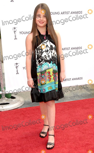 Cassidy Photo - Cassidi Hoagattends the 30th Annual Young Artist Awards Held at the Universal Studios Globe Theatre in Universal City California on 3-29-09 Photo by David Longendyke-Globe Photos Inc 2009
