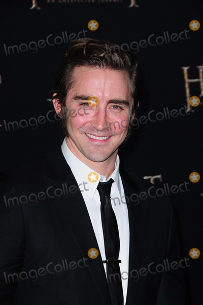 Lee Pace Photo - The Hobbit an Unexpected Journey Ziegfeld Theater ny 12-06-2012 Photo by - Ken Babolcsay IpolGlobe Photo 2012 Lee Pace
